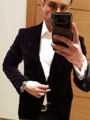 london male escort