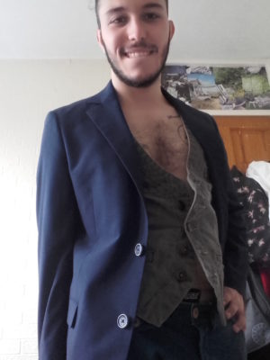 London gay male escort