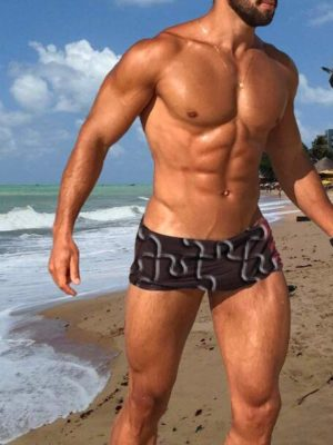 bisexual male escort