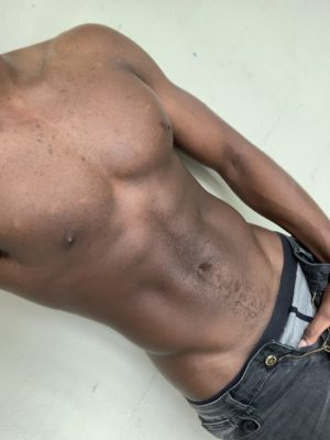 Black male escort