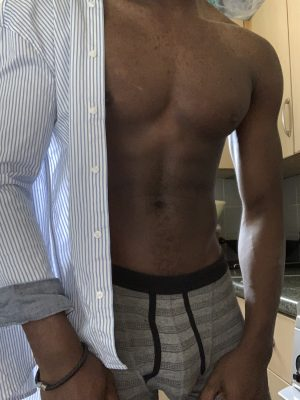 Black male escorts London