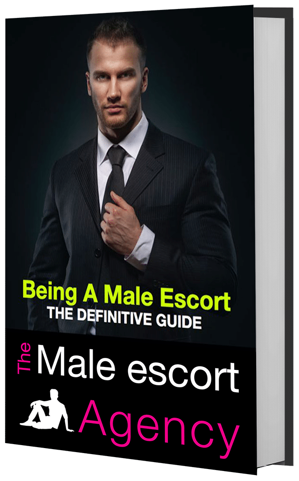 Cover Image of The Definite Guide To Being A Male Escort
